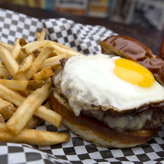 The Franklin House - House Burger